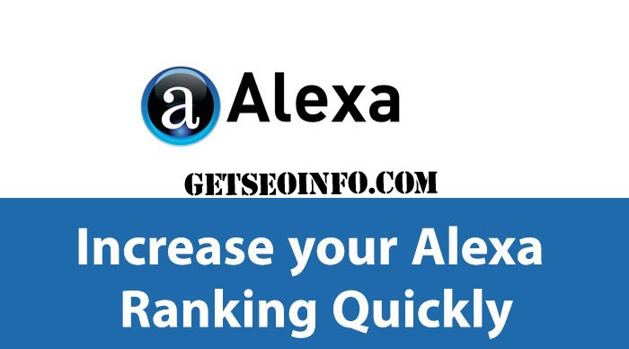 How to Improve Your Alexa Ranking