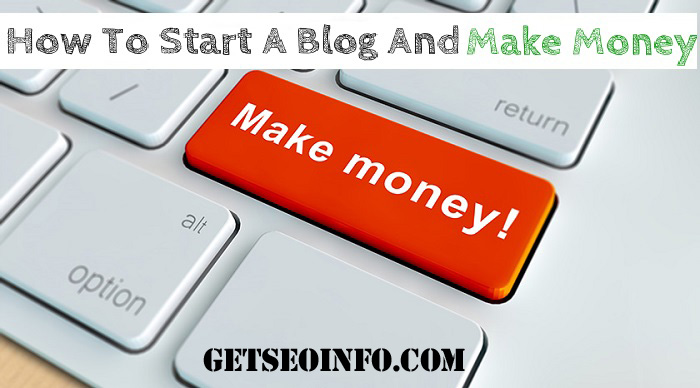 How to Start a Blog and Earn Money Online
