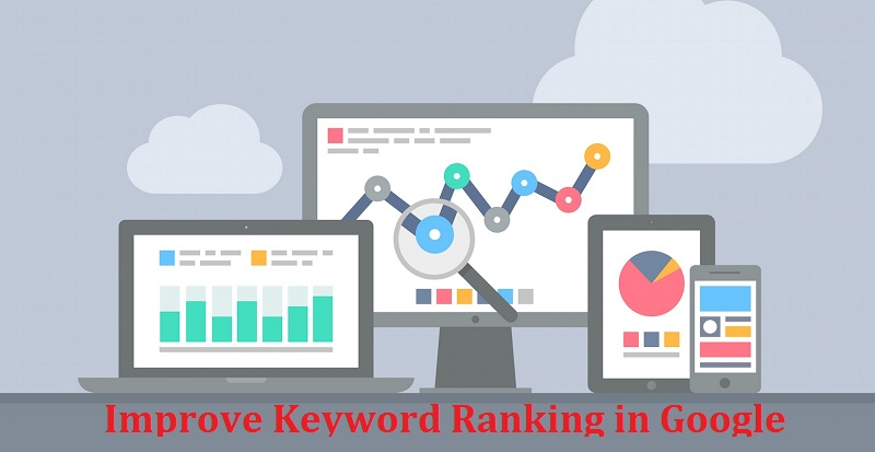 Improve Keyword Ranking in Google