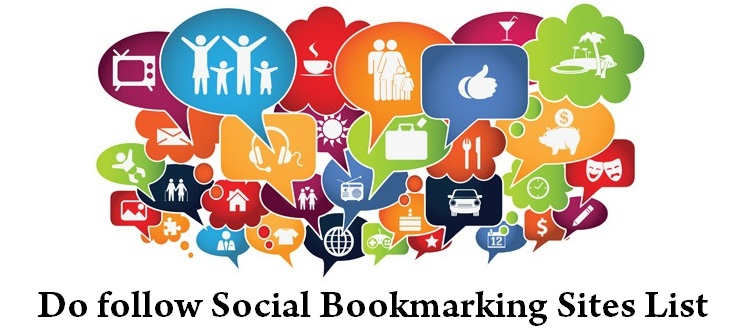 Top [180+] High PR Dofollow Social Bookmarking Sites List 2019