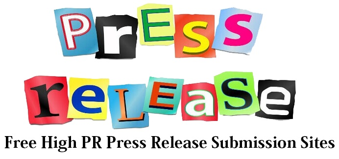 press release submission site list