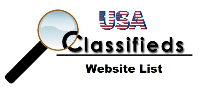 USA Classified Sites List