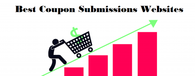 Coupon-Submission-Sites