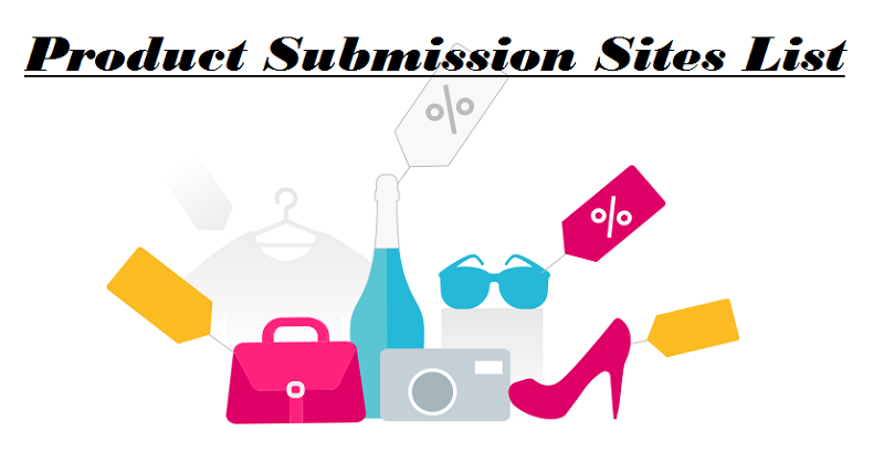 Product-Submission-Sites