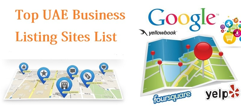Business Listing Sites List For UAE, Saudi Arabia, Dubai