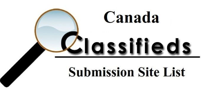 Canada Classified Sites List
