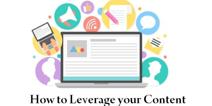 How to Leverage your Content
