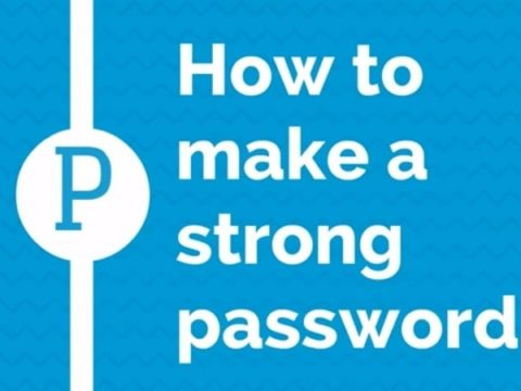 How to Make a Strong Password