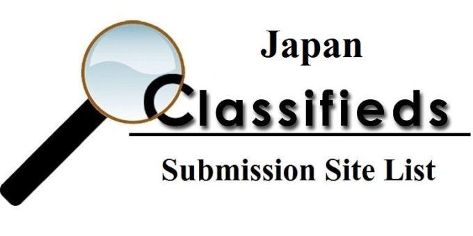 Japan Classified Sites List