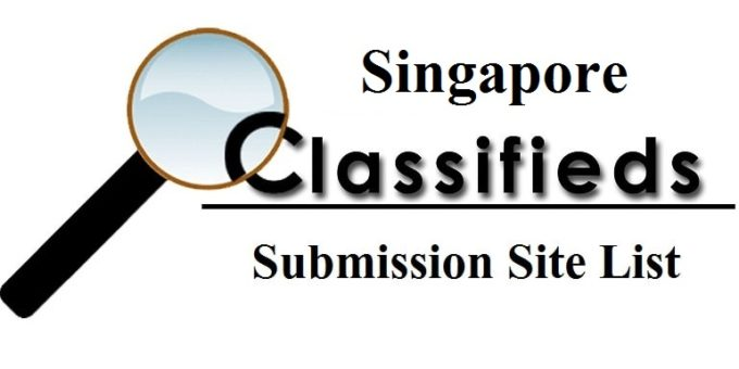 Singapore Classified Sites List