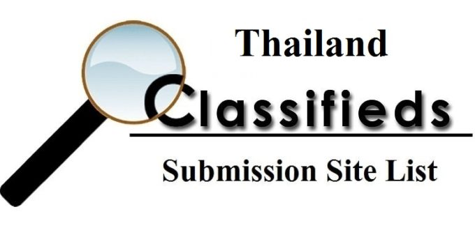 Thailand Classified Sites List