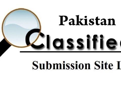 Pakistan Classified Sites List