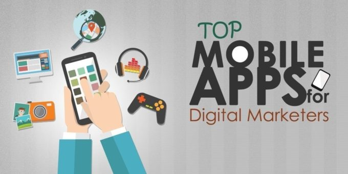 Mobile Apps for Digital Marketers
