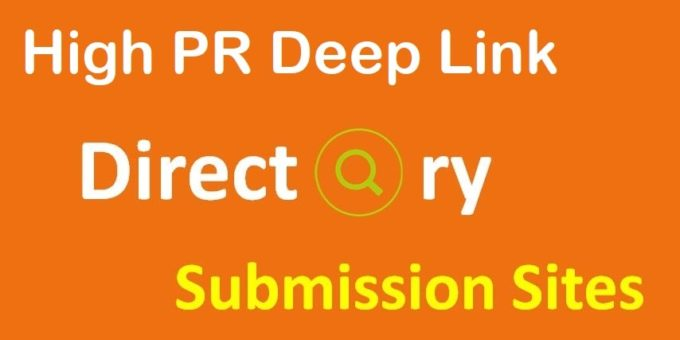 Deep Link Directory Submission sites
