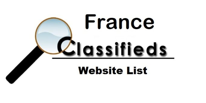 France Classified Sites List