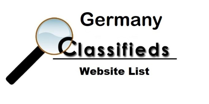 Germany Classified Sites List