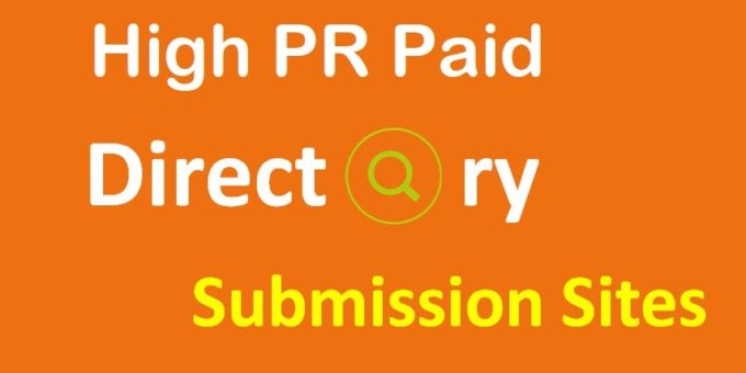 Paid Directory Submission Sites List