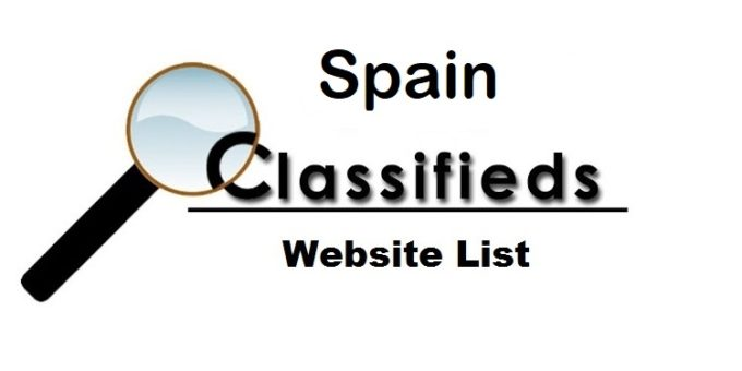 Spain Classified Sites List