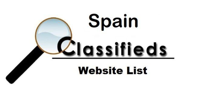 Spain Classified Sites List